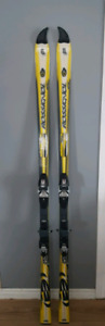 ROSSIGNOL USED DOWN HILL SKIS
