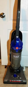 Hoover WindTunnel 12 Amp Bagless Vacuum with Hepa Filter Excelle
