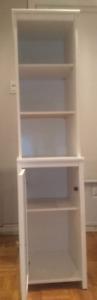 Commode ou meuble de rangement blanc et beau