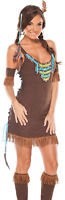Native princess costume - Ladies small - with extra accessories