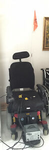 Pride Electric Wheelchair 6000