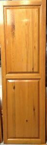 Kitchen Cabinet Doors Solid Oak Finished Raised Square Panel