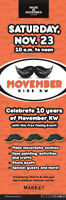 Movember Kids KW @ #KitchenerMarket