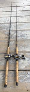 Musky (Muskie) Rod and Reels Combos