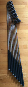 Taylormade M2 irons - golf clubs