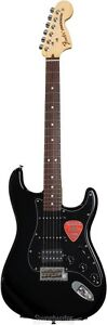 2011 Fender American Special Stratocaster HSS - Black
