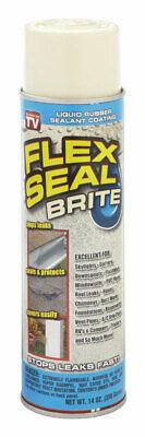 1 Jumbo Can Flex Seal Brite 14oz Liquid Spray