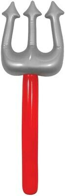 Inflatable Devil Fork -85cm - Pinata Loot/Party Bag Fillers Halloween UK SELLER, - Halloween Party Bag Fillers Uk