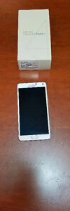 Samsung Note 4 32 GB White!  Excellent Condition
