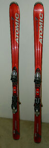 Atomic C-Series 7 Skis - 168 cm