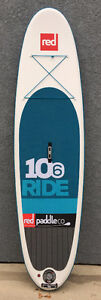 DEMO Red Paddle 10-6 Ride Inflatable Stand Up Paddleboard (SUP)