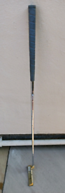 Brass Master M2 Right Handed Putter