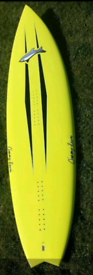 two Jimmy Lewis Kite Boards