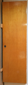 2 Mahogany Internal Doors