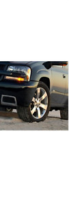 Looking for wheel cap or mags Chevrolet TrailBlazer  17 '