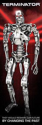 The Terminator: Future Door Poster Print, 21x62