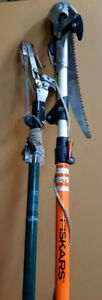 FOR SALE: 2 POLE PRUNERS,,GOOD COND ASKING $50.00