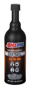 AMSOIL Diesel All-In-One Fuel Additive