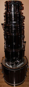 Various Drum Shell Packs & Cymbals