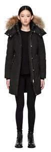 SMALL BLACK MACKAGE KERRY DOWNCOAT- NEW WITH TAGS
