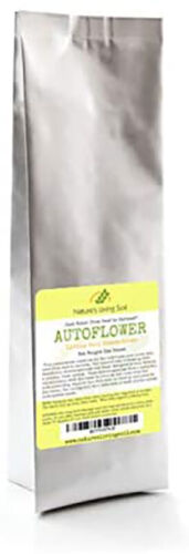 1lb SUPER SOIL CONCENTRATE for AUTOFLOWER by NATURE