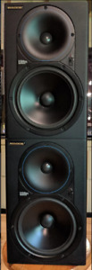Mackie HR824 THX High Resolution Studio Monitor Active Speakers