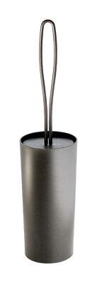 InterDesign Loop Toilet Bowl Brush and Holder - Bathroom Cle
