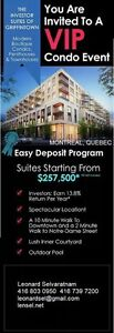 MONTREAL preconstructed condo for sale * awesome investment