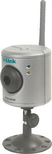 D-Link DCS-900W 2.4GHz Wireless Internet Camera