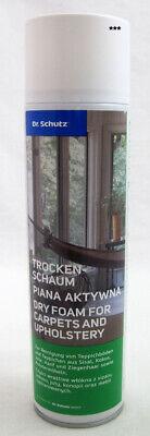 Trockenen Schaum Teppich (Trockenschaum Teppichbodenreiniger 400ml)