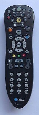 At T Uverse Remote Control S10 S4  Black  Genuine Latest Version