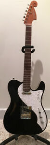 Cole Clark Culprit 3SS semi-hollow electric guitar