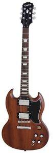 Epiphone EGGVWCCH guitare électrique SG G-400 couleur worn cherry