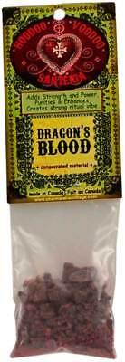 Dragon's Blood (Sang de Dragon) Voodoo Charme et Sortilege Pagan Wiccan Ritual