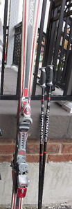 """Dynastar Max 9 L178 Skiswith Scotts 48""""/120cm Poles - WHY RENT?"""