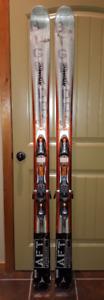 Atomic Big Daddy Powder Freestyle Skis in Crowsnest Pass