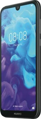 Huawei Y5 2019 Dual SIM 16GB Midnight Black Handy Smartphone Adroid