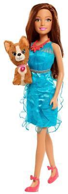 Barbie Best Fashion Friend Fashion Doll with Puppy - Brunette