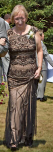 Adrianna Papell Formal floor length dress, great for a wedding