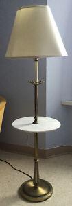 Lampe sur pied à vendre / Foot lamp for sale