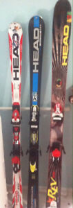 Alpine Skis and gear