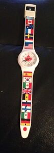 Collectable watch from Calgary Winter Olympics