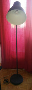 Floor Lamp - Ikea Hektar - Good condition
