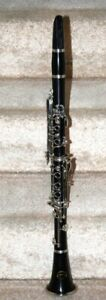 Clarinet For Sale, Weimar Made In Germany With Case.