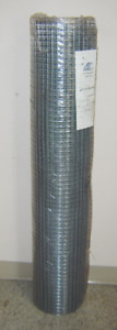 """Weld Wire Mesh, 3/4""""x 3/4"""" opening space, 48"""" x 50'/roll"""