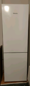 Miele freestanding fridge freeze good as new