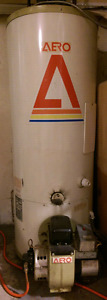 OIL FIRED WATER HEATER