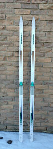 Karhu Waxless Cross Country skis 190cm Salomon bindings included