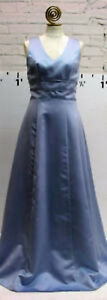 New - Very Attractive Dessert Blue Gown with Wrap --- Size 10 Regina Regina Area image 4