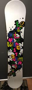 K2 Women's Snowboard size 151